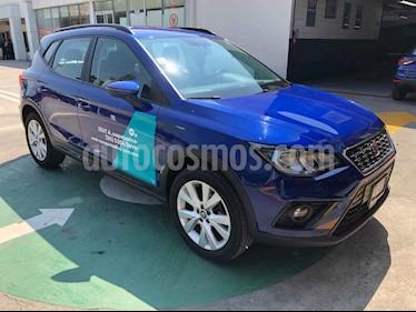 SEAT Arona 5p Style L4/1.6 Aut usado (2019) color Azul precio $285,990