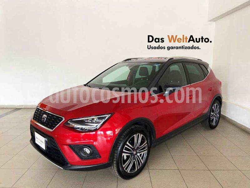 Foto SEAT Arona Xcellence usado (2020) color Rojo precio $329,495