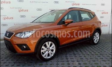 SEAT Arona 5p Style L4/1.6 Aut usado (2019) color Naranja precio $288,500