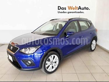 SEAT Arona 5p Style L4/1.6 Aut usado (2019) color Azul precio $285,197