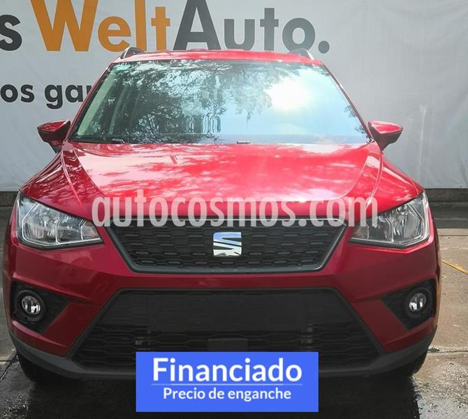 SEAT Arona Reference usado (2019) color Rojo precio $73,750