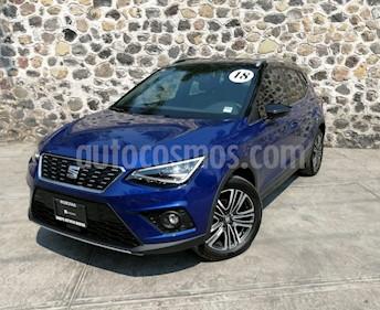 SEAT Arona Xcellence usado (2019) color Azul Mediterraneo precio $339,000