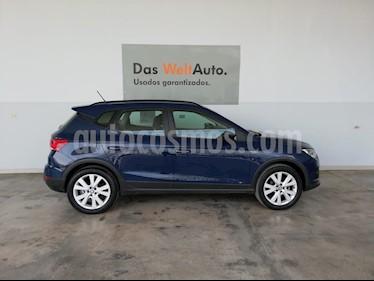 Foto SEAT Arona Style usado (2018) color Azul precio $295,000