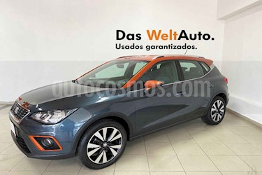 SEAT Arona 5p Beats L4/1.6 Aut usado (2019) color Gris precio $328,786