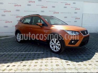 SEAT Arona 5p Style L4/1.6 Aut usado (2019) color Naranja precio $288,501