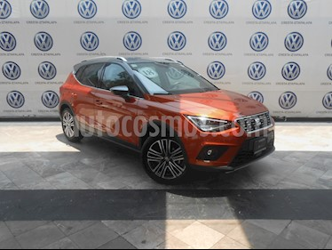SEAT Arona Xcellence usado (2018) color Naranja precio $298,000