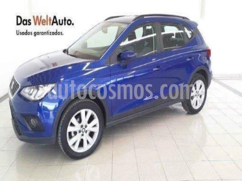 SEAT Arona Style usado (2019) color Azul precio $284,197