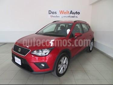 Foto venta Auto usado SEAT Arona Style (2018) color Rojo precio $279,995