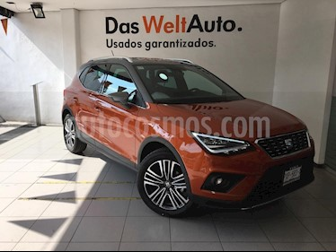 Foto venta Auto usado SEAT Arona Xcellence (2018) color Naranja precio $325,000