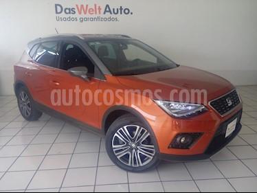 Foto venta Auto usado SEAT Arona Xcellence (2018) color Naranja precio $314,900