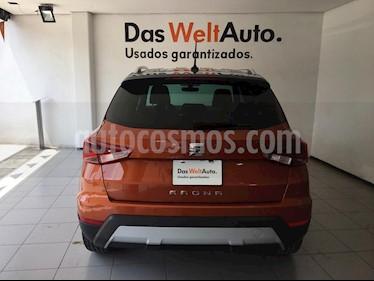 Foto SEAT Arona Xcellence usado (2018) color Naranja precio $325,000