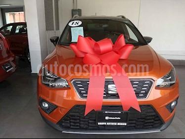Foto venta Auto usado SEAT Arona Xcellence (2018) color Naranja precio $319,000