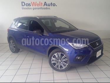 Foto venta Auto usado SEAT Arona Xcellence (2018) color Azul Mistico precio $303,900