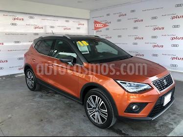 foto SEAT Arona Xcellence usado (2018) color Naranja precio $315,000