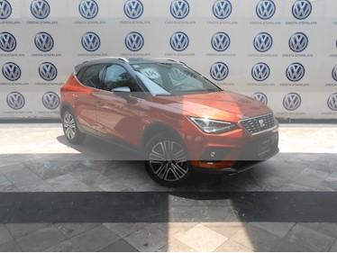 Foto venta Auto usado SEAT Arona Xcellence (2018) color Naranja precio $309,000