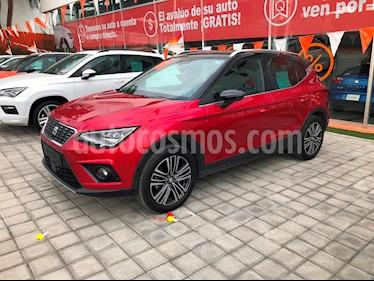 Foto SEAT Arona Xcellence usado (2018) color Rojo precio $325,000