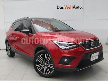 Foto SEAT Arona Xcellence usado (2018) color Rojo precio $299,900
