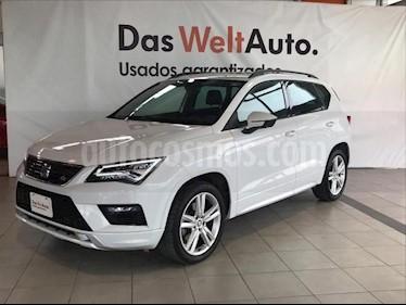 Foto venta Auto usado SEAT Ateca FR (2018) color Blanco Nevada precio $435,000