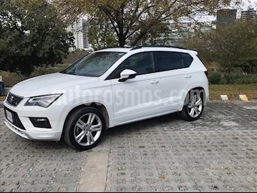 Foto venta Auto usado SEAT Ateca FR (2018) color Blanco Nevada precio $440,000