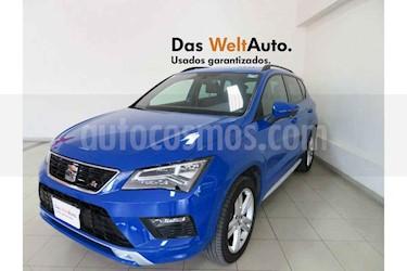 Foto venta Auto usado SEAT Ateca FR (2018) color Azul precio $399,995