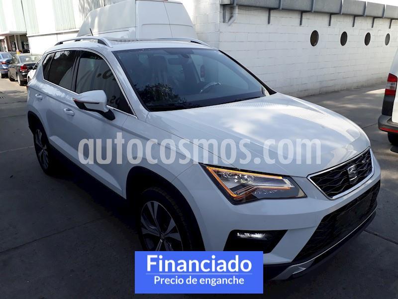 SEAT Ateca Xcellence usado (2018) color Blanco Nevada precio $92,500