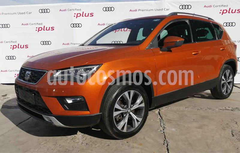 SEAT Ateca Xcellence usado (2017) color Naranja precio $320,000