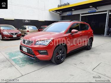 SEAT Ateca FR usado (2018) color Rojo Velvet precio $359,900
