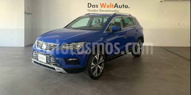 SEAT Ateca 5p FR L4/1.4/T Aut usado (2019) color Azul precio $439,000