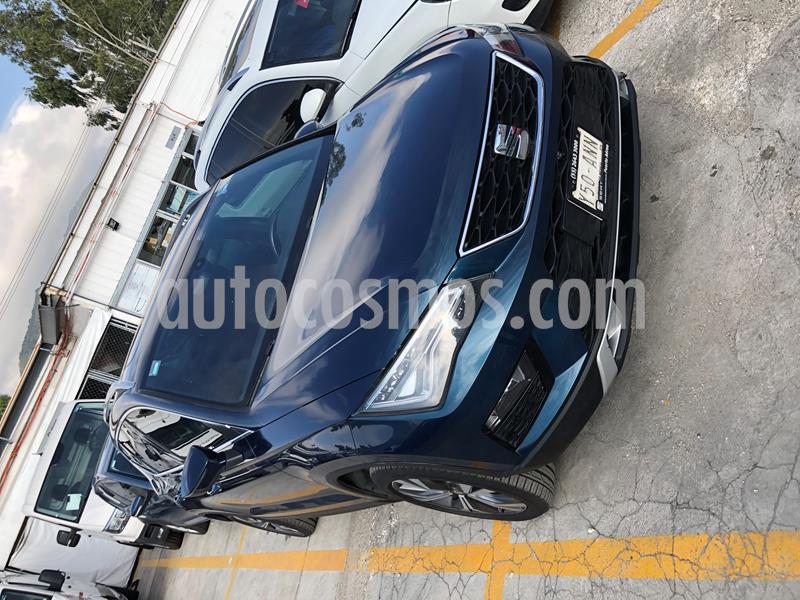 SEAT Ateca Xcelllence usado (2017) color Azul Mediterraneo precio $350,000
