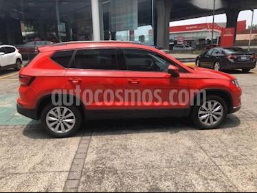 SEAT Ateca 5P STYLE 1.4T 150 HP DSG F. NIEBLA RA-17 usado (2017) color Rojo precio $309,000