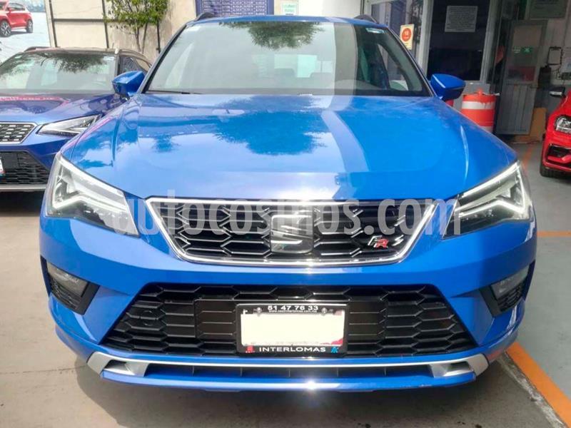 SEAT Ateca FR usado (2020) color Azul precio $475,319