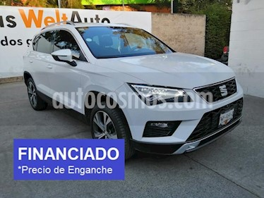SEAT Ateca Xcelllence usado (2018) color Blanco Nevada precio $91,250