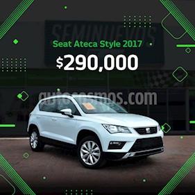 SEAT Ateca Style usado (2017) color Blanco Nevada precio $290,000