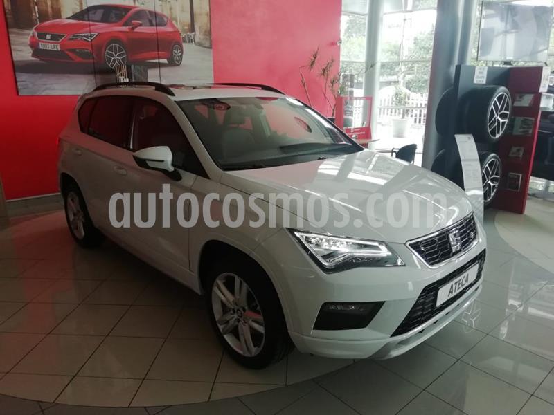 SEAT Ateca FR nuevo color Blanco precio $545,201