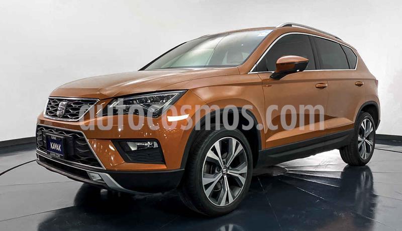 SEAT Ateca Xcellence usado (2017) color Naranja precio $367,999