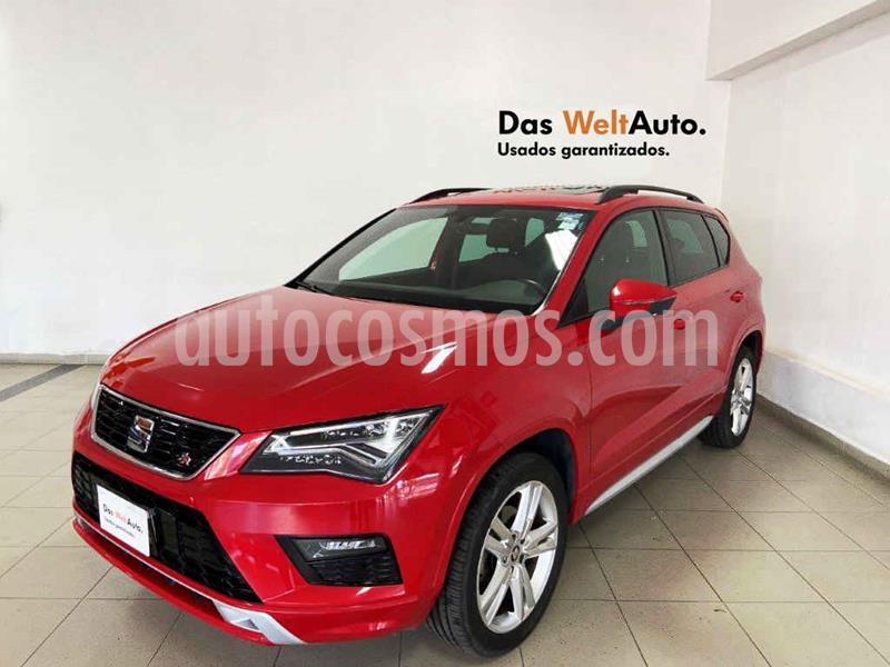 Foto SEAT Ateca FR usado (2019) color Rojo precio $389,995