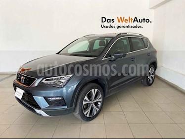 SEAT Ateca 5p Xcellence L4/1.4/T Aut usado (2018) color Gris precio $349,995