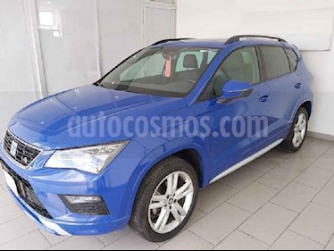 SEAT Ateca FR usado (2019) color Azul precio $409,500
