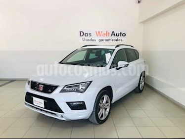 SEAT Ateca FR usado (2019) color Blanco precio $419,995