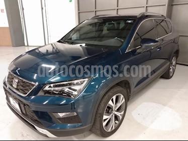 SEAT Ateca 5p Xcellence L4/1.4/T Aut usado (2017) color Azul Marino precio $340,000