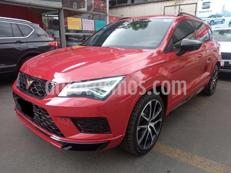 SEAT Ateca Xcellence usado (2020) color Rojo precio $651,000