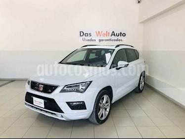 SEAT Ateca 5p FR L4/1.4/T Aut usado (2019) color Blanco precio $424,995