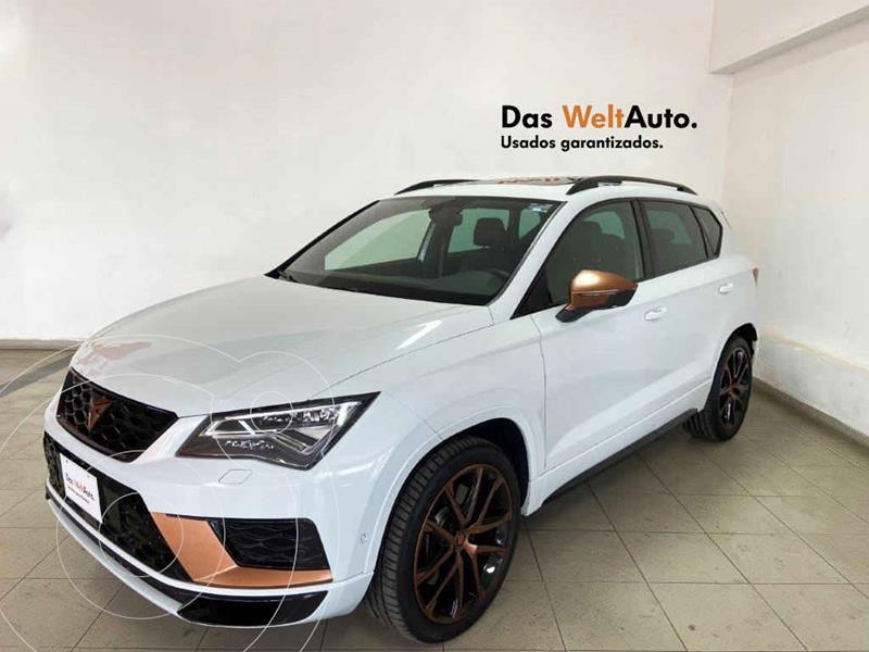 SEAT Ateca Version usado (2020) color Blanco precio $659,995