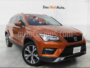 Foto SEAT Ateca Xcelllence usado (2018) color Naranja precio $379,000