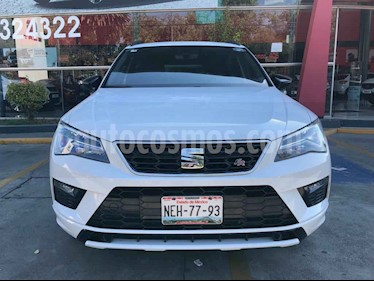 SEAT Ateca FR usado (2018) color Blanco precio $395,000