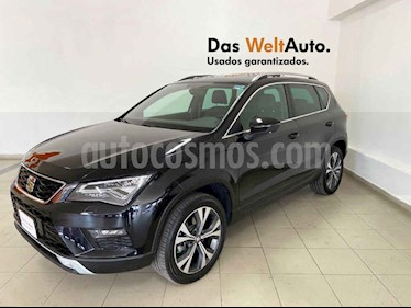 SEAT Ateca 5p FR DSG 4Drive usado (2020) color Negro precio $450,786