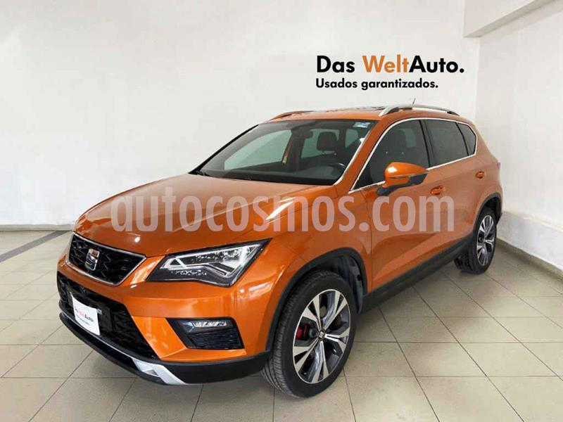 SEAT Ateca Xcellence usado (2018) color Naranja precio $369,995
