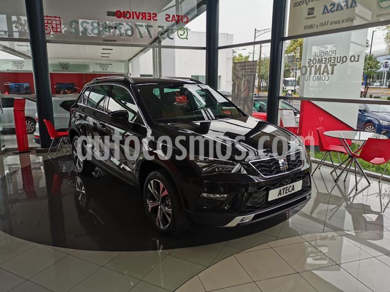 SEAT Ateca Xcellence nuevo color Negro Magico precio $545,201