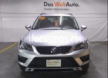 Foto venta Auto Seminuevo SEAT Ateca Style (2017) color Plata Reflex precio $330,000