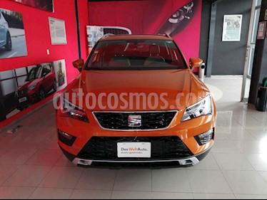 Foto SEAT Ateca Xcellence usado (2019) color Naranja precio $415,000